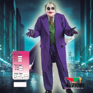 Disfraz de Wason joker