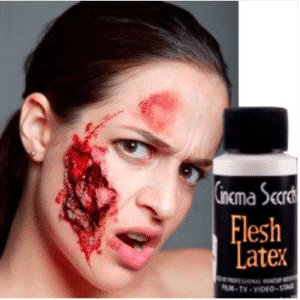 Latex maquillaje