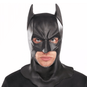 Mascara de Batman latex