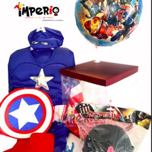 Capitan América Caja sorpresa