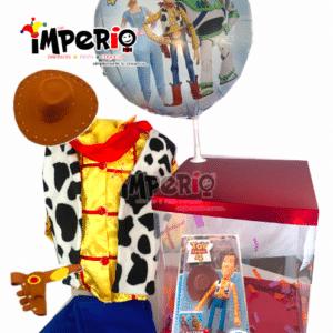 Woody toy story caja sorpresa