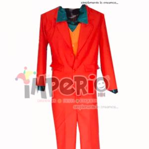 Disfraz Joker Guasón Hombre