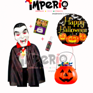 Disfraz de Vampiro accesorios