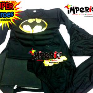 Disfraz de Batman Músculos